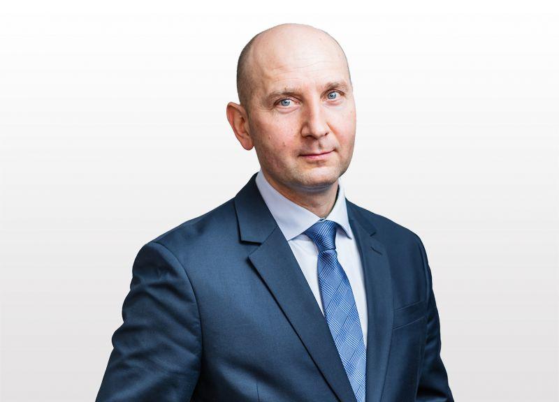 Zastępca Burmistrza ds. komunalnych Radosław Klaczkowski