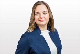 Sekretarz Miasta Dorota Opałka