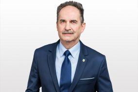 Zastępca Burmistrza ds. społecznych Jerzy Kulka